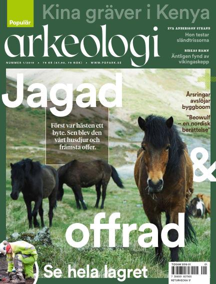 Populär arkeologi February 21, 2019 00:00