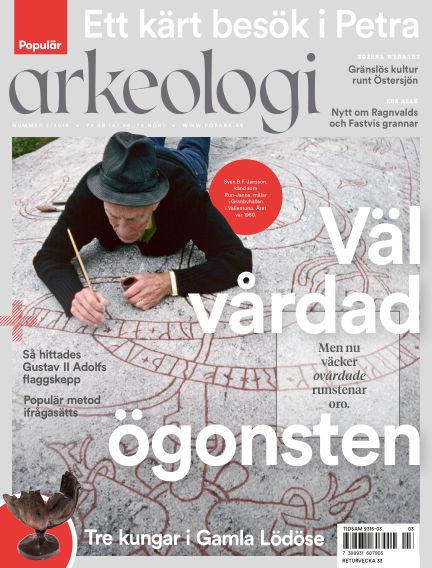 Populär arkeologi June 05, 2019 00:00