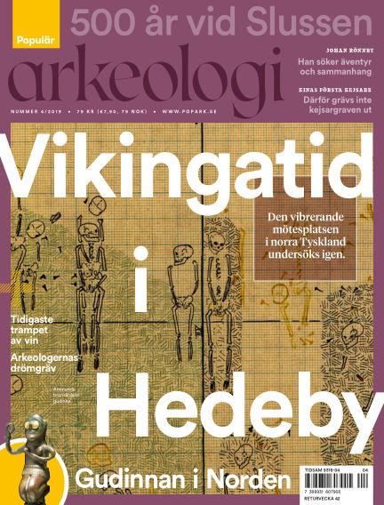Populär arkeologi August 08, 2019 00:00