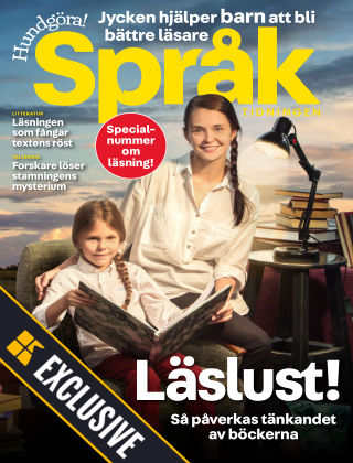 Språktidningen Readly Exclusive 2019-10-21