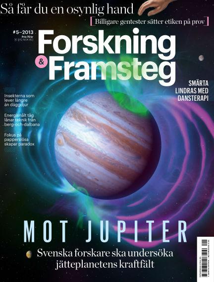 Forskning & Framsteg May 10, 2013 00:00