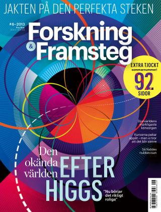 Forskning & Framsteg 2013-06-13