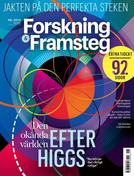 Forskning & Framsteg June 13, 2013 00:00