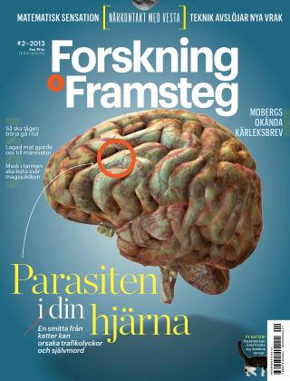 Forskning & Framsteg 2013-02-07