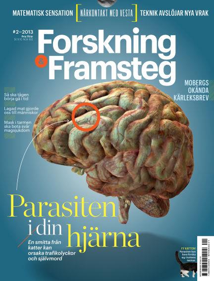 Forskning & Framsteg February 07, 2013 00:00