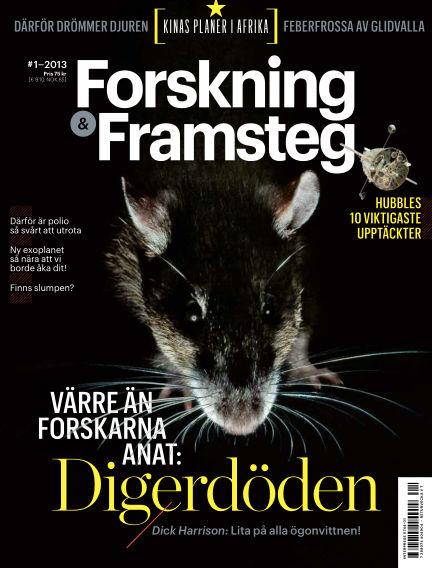 Forskning & Framsteg December 27, 2012 00:00