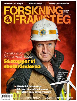 Forskning & Framsteg 2012-08-09