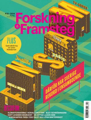 Forskning & Framsteg 2014-11-20