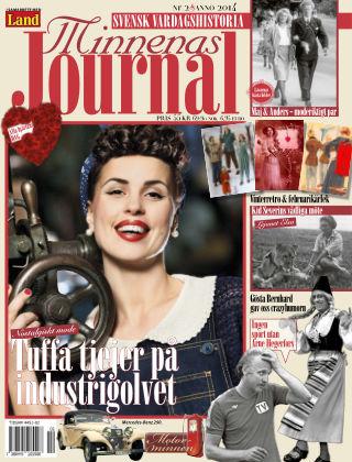 """Minnenas Journal (Titel sammanslagen med """"Svenska Öden & Äventyr"""") 2014-02-03"""