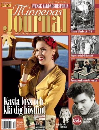 """Minnenas Journal (Titel sammanslagen med """"Svenska Öden & Äventyr"""") 2014-09-04"""