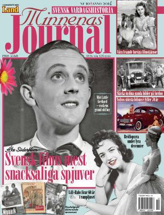 """Minnenas Journal (Titel sammanslagen med """"Svenska Öden & Äventyr"""") 2014-10-09"""