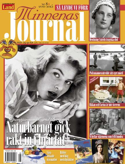 """Minnenas Journal (Titel sammanslagen med """"Svenska Öden & Äventyr"""") August 11, 2015 00:00"""
