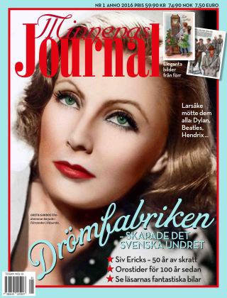 """Minnenas Journal (Titel sammanslagen med """"Svenska Öden & Äventyr"""") 2015-12-28"""