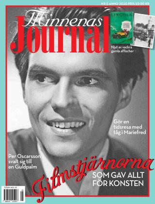 """Minnenas Journal (Titel sammanslagen med """"Svenska Öden & Äventyr"""") 2016-05-03"""