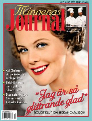 """Minnenas Journal (Titel sammanslagen med """"Svenska Öden & Äventyr"""") 2017-03-02"""