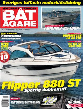 Vi Båtägare (Inga nya utgåvor) 2013-11-07