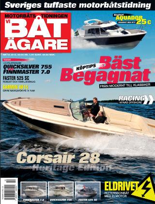 Vi Båtägare (Inga nya utgåvor) 2013-09-19