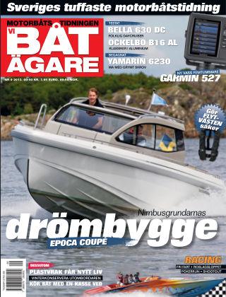 Vi Båtägare (Inga nya utgåvor) 2013-08-22