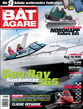 Vi Båtägare (Inga nya utgåvor) 2013-07-18