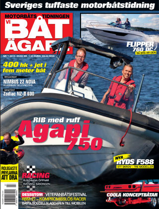 Vi Båtägare (Inga nya utgåvor) 2013-06-18