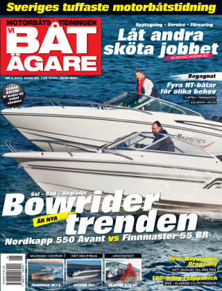 Vi Båtägare (Inga nya utgåvor) 2013-05-21