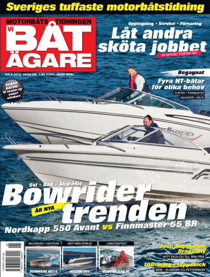 Vi Båtägare (Inga nya utgåvor) May 21, 2013 00:00