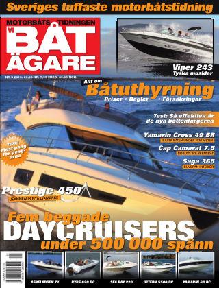 Vi Båtägare (Inga nya utgåvor) 2013-04-25