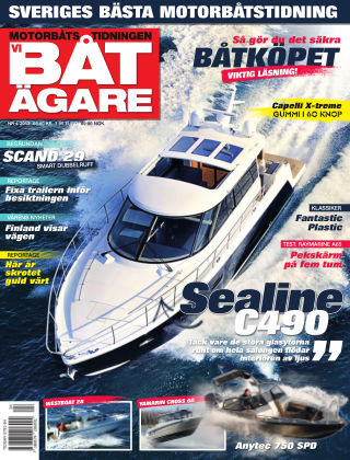 Vi Båtägare (Inga nya utgåvor) 2013-03-27