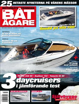 Vi Båtägare (Inga nya utgåvor) 2013-02-28