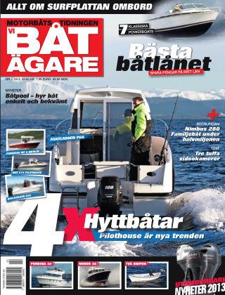 Vi Båtägare (Inga nya utgåvor) 2013-01-31