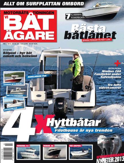 Vi Båtägare (Inga nya utgåvor) January 31, 2013 00:00