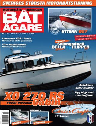 Vi Båtägare (Inga nya utgåvor) 2012-11-06