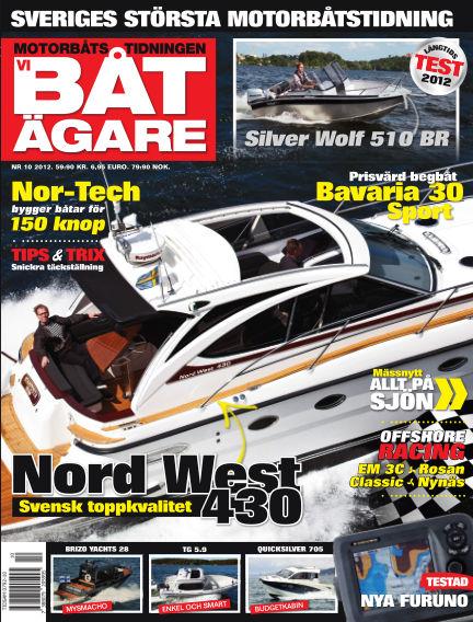 Vi Båtägare (Inga nya utgåvor) September 20, 2012 00:00