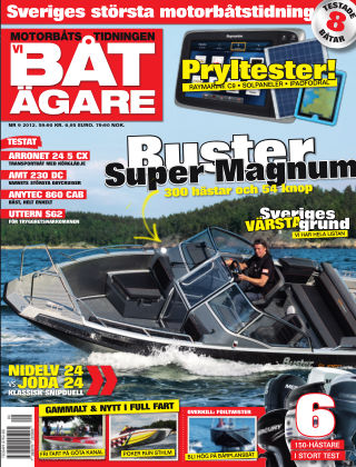 Vi Båtägare (Inga nya utgåvor) 2012-08-23