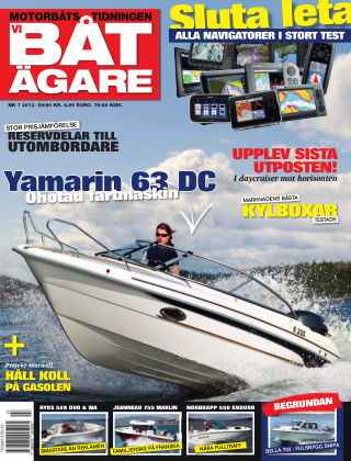 Vi Båtägare (Inga nya utgåvor) 2012-06-20