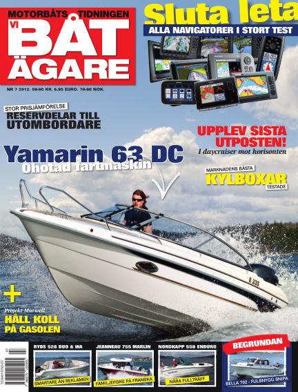 Vi Båtägare (Inga nya utgåvor) June 20, 2012 00:00