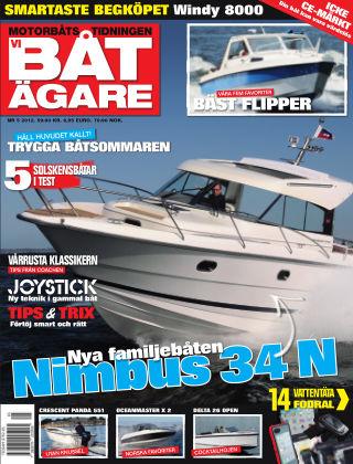 Vi Båtägare (Inga nya utgåvor) 2012-04-26