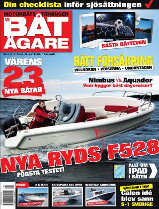 Vi Båtägare (Inga nya utgåvor) 2012-03-28