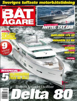 Vi Båtägare (Inga nya utgåvor) 2013-11-26
