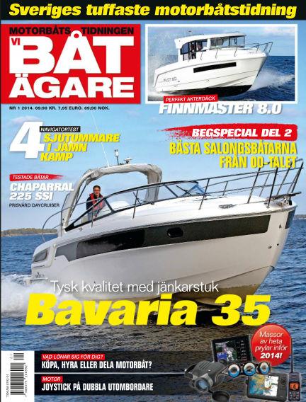 Vi Båtägare (Inga nya utgåvor) December 19, 2013 00:00