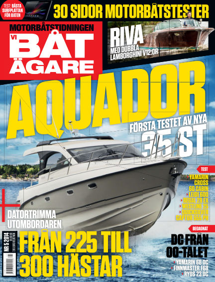 Vi Båtägare (Inga nya utgåvor) April 28, 2014 00:00