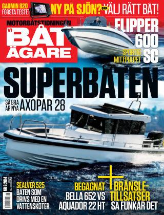 Vi Båtägare (Inga nya utgåvor) 2014-05-27