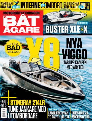 Vi Båtägare (Inga nya utgåvor) 2014-06-18