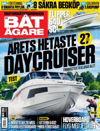 Vi Båtägare (Inga nya utgåvor) 2014-08-25
