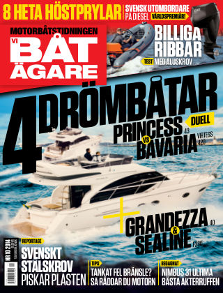 Vi Båtägare (Inga nya utgåvor) 2014-09-22