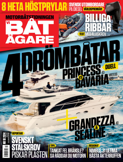 Vi Båtägare (Inga nya utgåvor) September 22, 2014 00:00