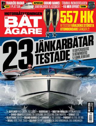 Vi Båtägare (Inga nya utgåvor) 2014-12-03