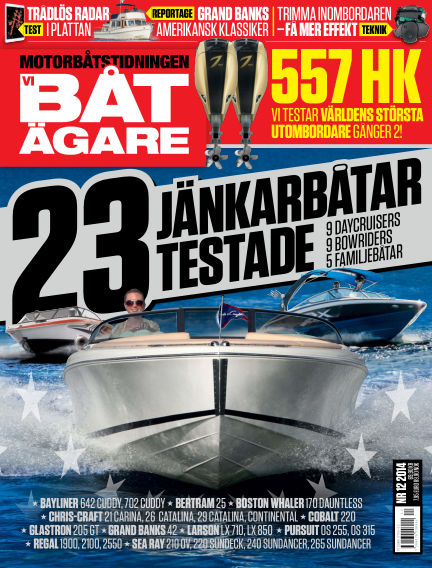 Vi Båtägare (Inga nya utgåvor) December 03, 2014 00:00