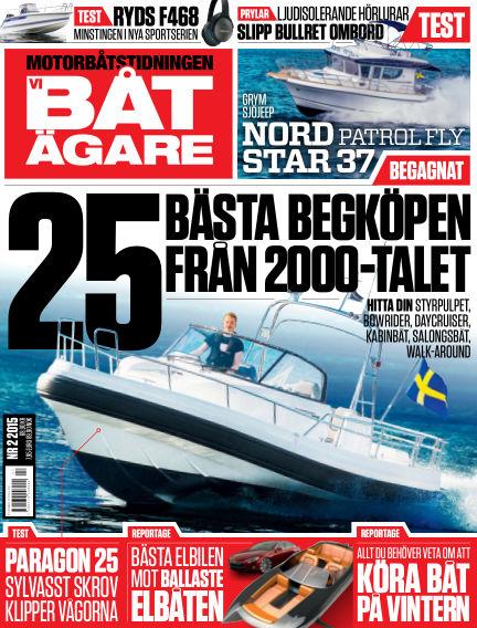 Vi Båtägare (Inga nya utgåvor) February 04, 2015 00:00