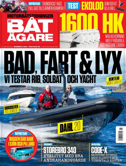Vi Båtägare (Inga nya utgåvor) June 01, 2015 00:00